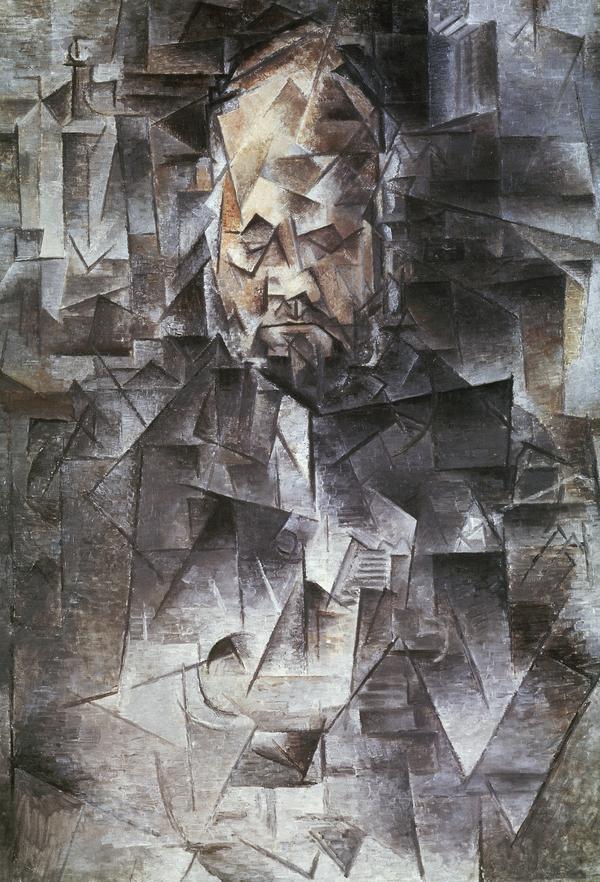 Ambroise Vollard  by Pablo Picasso  Bridgeman 1255780