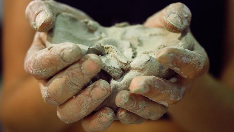 Materialer til skulpturarbejde